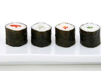 Ehomaki, Tradisi Memakan Sushi Roll Jepang untuk Keberuntungan