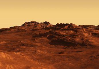 Upaya Nasa Mengubah Tanah Mars Menjadi Bahan Bakar untuk Roket