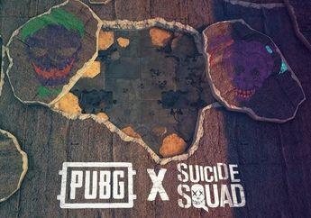 Kolaborasi Suicide Squad x PUBG Hadirkan Skin Joker & Harley Quinn