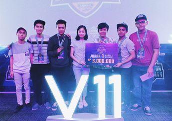 Tim Dharma Putra, Pemenang Juara 1 Tingkat SMA di Battle on University