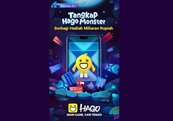 Seru! HAGO Bakal Rilis Catch Hago Monster, Mirip Pokemon GO?