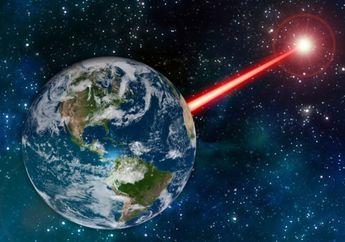 Ilmuwan: Kita Bisa Menarik Perhatian Alien dengan Menggunakan Laser