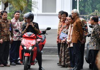 Mengenal Motor Listrik Gesits, Sempat Buat Presiden Jokowi Bingung hingga Pernah Dibawa Touring Jakarta - Bali