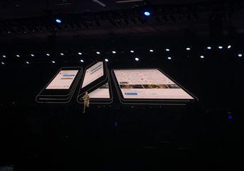 Rayakan Kelahiran Ponsel Lipat, Samsung Ikut #10YearChallenge