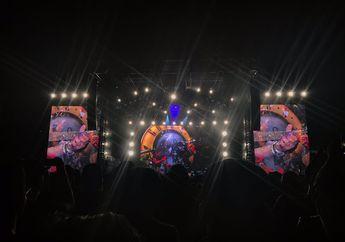 Kumpulan Foto Keseruan Konser Guns N' Roses di GBK Jakarta 2018