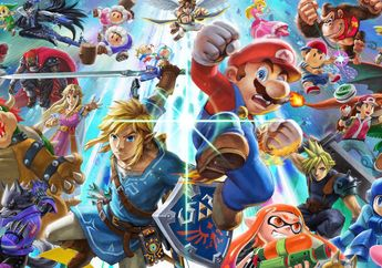Inilah Penampilan dari Karakter Keren di Smash Bros. Ultimate