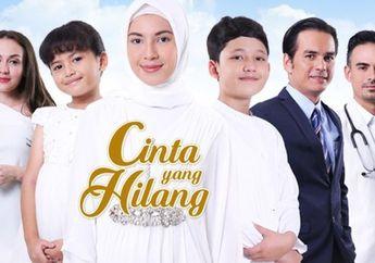 SEGERA TAYANG, Live Streaming Sinetron Cinta yang Hilang Episode 17 November 2018, Jarwo Berhasil Mempertemukan Ilham dan Indah