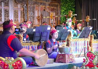 Gamelan Bali Gong Kebyar, Salah Satu Jenis Gamelan yang Terkenal