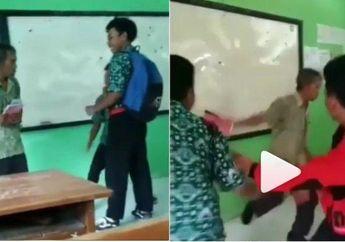 Viral Video Pengeroyokan Guru di SMK NU 03 Kaliwungu Kendal, Pak Guru Joko: Candaannya Terlewat Batas