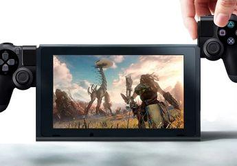 Sony Berencana Bikin Kontroler dengan Layar Sentuh, Buat PS5 Kali?