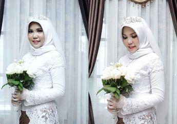 Di Balik Senyum Intan Indah Syari, Calon Istri Korban Pesawat Lion Air Jatuh yang Tetap Kenakan Baju Pengantin