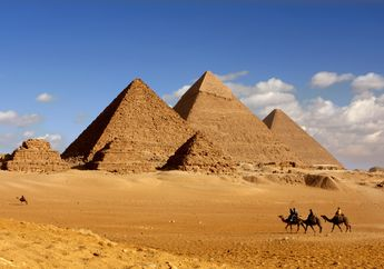 Benarkah Piramida Dibangun dengan Bantuan Makhluk Asing? Temuan Terbaru Menjawabnya