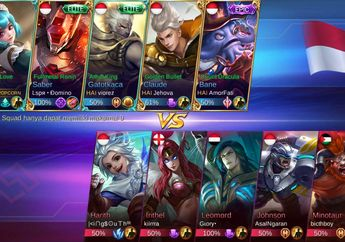Bete Karena Sering Lose Streak? Ini Dia Tips Main Rank Mobile Legends