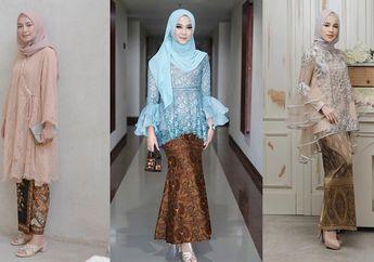 3 Model Kebaya Hijab yang Bisa Jadi Inspirasi Untuk Bridesmaid