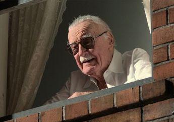 Stan Lee Dipastikan Akan Muncul Sebagai Cameo di Film Avengers 4