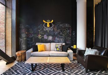 4 Tips yang Harus Diperhatikan Ketika Ingin Dekorasi Rumah dengan Dinding Papan Tulis