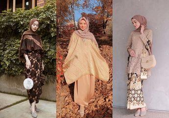 3 Inspirasi Batik ala Selebgram Hijab yang Cocok Untuk Kondangan