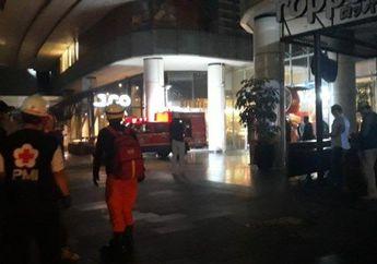 Mall Pejaten Village Kebakaran, Begini Kronologi Kejadiannya!