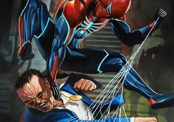 Horay! Spiderman 'Turf Wars' Akan Segera Dirilis Bulan November Ini