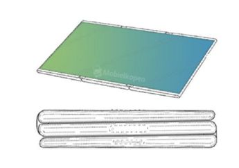Tak Hanya Ponsel, Samsung Kembangkan Tablet Berlayar Lipat Tiga
