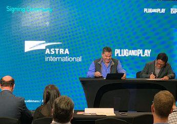 Astra Membuka Peluang Kerjasama dengan Startup Asia Pasifik