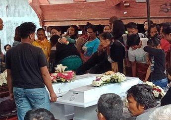 Diperum Nainggolan, Korban Pembunuhan di Bekasi Ternyata Pernah Diusir dari Kontrakan dan Jualan Korek Api