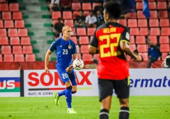 Mau Lawan Indonesia, Satu Bek Thailand Mundur dari Piala AFF 2018