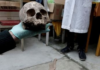 Para Arkeolog Temukan Makam Suku Asli Bolivia, Seperti Apakah?