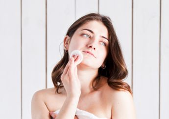 Pentingnya Membersihkan Wajah Sebelum Mengaplikasikan Makeup Menurut Bubah Alfian