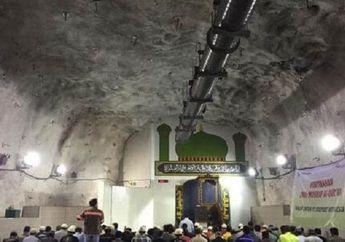 Berada di Perut Bumi, Inilah Masjid Terdalam di Indonesia yang Juga Jadi Bukti Toleransi Beragama
