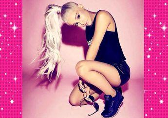 Tiru Gaya Rambut Terbaru Ariana Grande agar Penampilanmu Terlihat Lebih Fresh