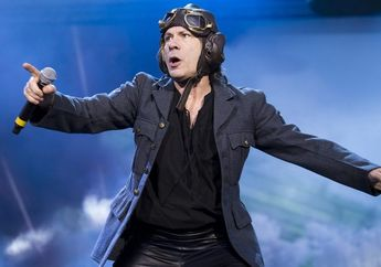 Bruce Dickinson Nggak Mau Iron Maiden Masuk Rock And Roll Hall of Fame