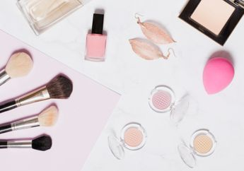 Cara Membersihkan Spons Makeup dengan 3 Bahan yang Ada di Rumah