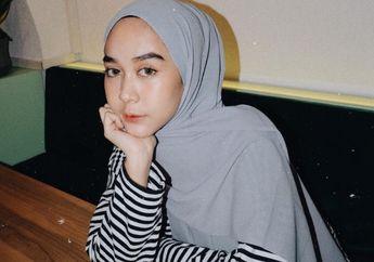 Paduan Kimono Outer untuk Style Hijab dengan Celana Jeans ala Intan Khasanah