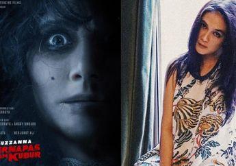 Luna Maya Bongkar Alasan Adegan Makan Sate di Film 'Suzzanna: Bernapas dalam Kubur' Dihilangkan