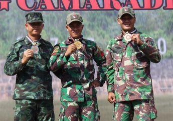 Buktikan yang Terhebat, TNI AD Duduki Pemuncak Lomba Tembak ASEAN