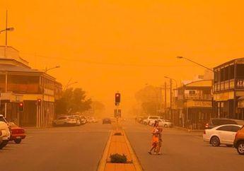 Badai Debu Melanda Australia, Peringatan Kesehatan Pun Dikeluarkan