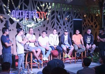 Talkshow Musik Seru: Bahas Backstage Smart People di Industri Musik