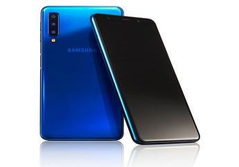 Tips Cara Mudah Gunakan 4 Kamera Belakang Hape Samsung Galaxy A9