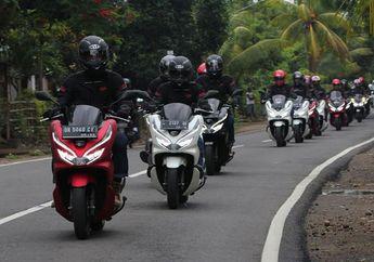 Honda PCX The Inspiring Journey, Tempuh 1400 km dan Lalui 4 Pulau