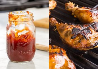 Tahun Baru 2019 : Yuk Coba Resep Bumbu Olesan Ayam Bakar ala Barbecue! Cocok Buat Rayakan Malam Tahun Baru