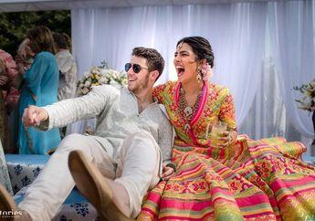 Kini Nikahi Wanita Pujaannya, Suami Priyanka Chopra, Nick Jonas Idap Diabetes Sejak Remaja