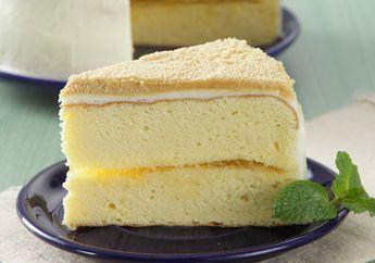 Resep Memuat Chiffon Cake Nanas, Kelembutannya Pasti Selalu Ditunggu