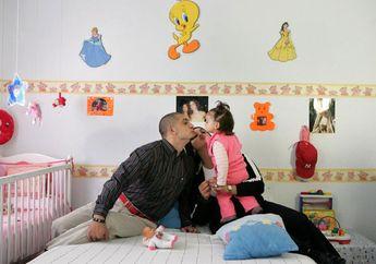 Penjara Manusiawi! Didesain Khusus untuk Narapidana yang Punya Anak Balita, Ada Fasilitas Khusus Anak