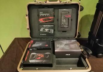 Wajib Tau! Ini Nih 6 Gear ASUS ROG Phone yang Bikin Ngiler Abis