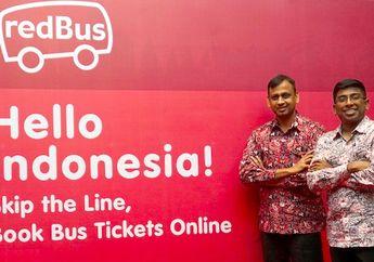 Aplikasi redBus, Cara Mudah yang Doyan Plesir Pakai Bus di Indonesia