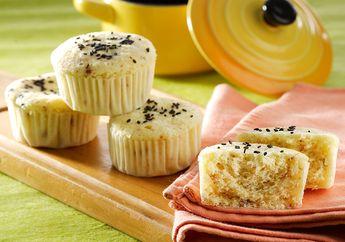 Resep Membuat Cup Cake Kornet, Manis dan Gurihnya Tersaji dengan Sempurna