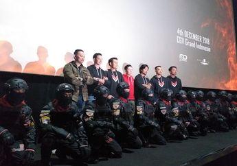 Foxtrot Six Sajikan Film Action Ala Hollywood