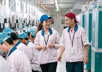 Efek Perang Dagang, Foxconn Pindah Pabrik iPhone di Tiongkok ke Vietnam?
