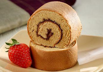 Resep Membuat Mocha Roll Cake, Praktis Dibuat dengan 5 Bahan Saja